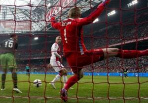Ajax hield in vier van de laatste vijf Eredivisieduels de nul.