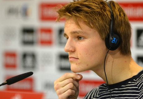 Bale accueille Odegaard