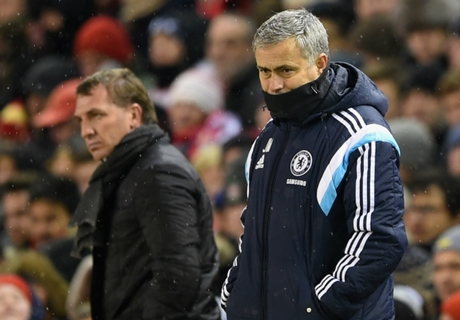 Mou & Rodgers' rollercoaster rivalry