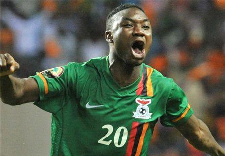 LIVE: Cape Verde 0-0 Zambia