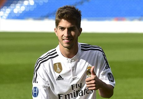 Lucas Silva open to Madrid exit