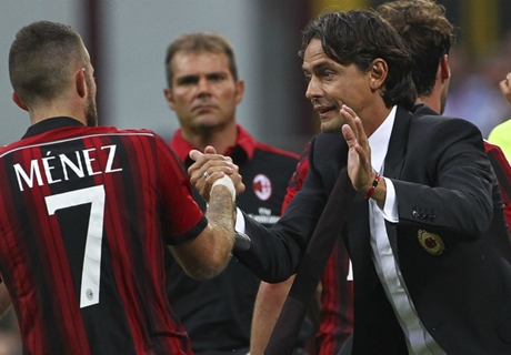 'AC Milan players still behind Inzaghi'