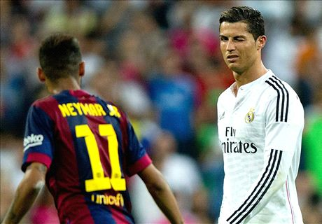 Neymar: Ronaldo should be punished