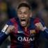 L'attaccante del Barcellona, Neymar