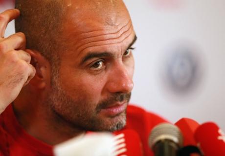 Pep Diminta Bertahan Lama di Bayern