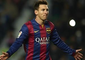 2 | Lionel Messi | Barcelona | 27 goal (una rete al Granada) | fattore 2.0 | 54 punti