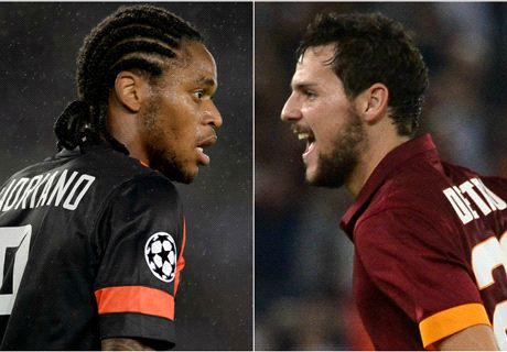 Destro à Milan, si Adriano signe à la Roma