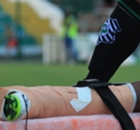 """""""É para ser preso"""": Lesão feia no Figueira"""