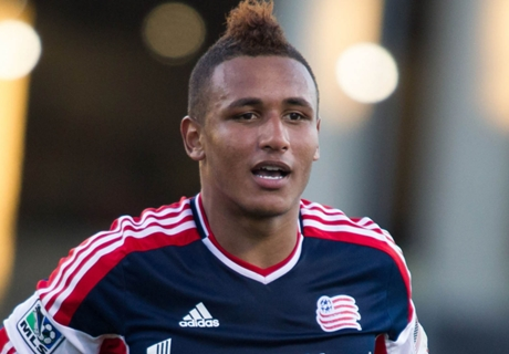 Agudelo Closing In On Revs Return