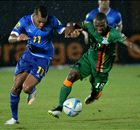 Cape Verde crash out on goals scored