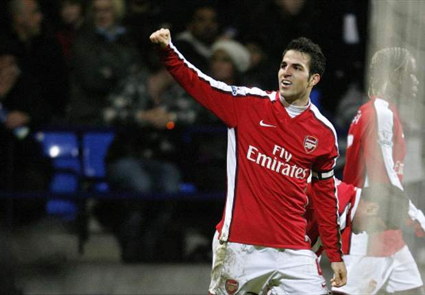 Arsenal To Be Boosted By Return Of Cesc Fabregas - Report