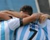 Argentina ganó y sueña con el Mundial