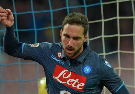 Serie A: Nápoles 2-1 Genoa