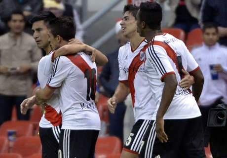 EN VIVO: River 0-0 Independiente