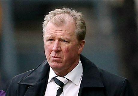 Newcastle drop McClaren interest