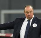 """Benitez """"A l'Inter, ça ne marchait pas"""""""