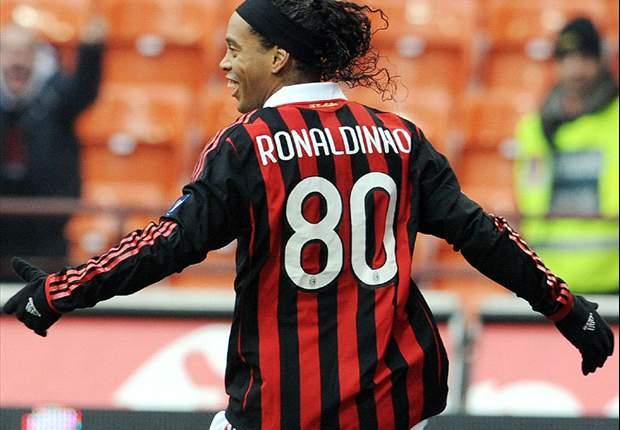 Goal.com Speler van de Week - Ronaldinho (AC Milan)