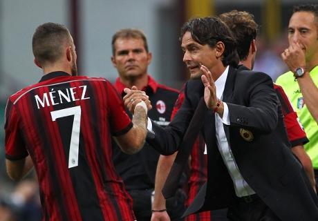 Milan are still behind Inzaghi - Menez