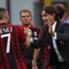 Menez e Inzaghi, bomber e tecnico del Milan