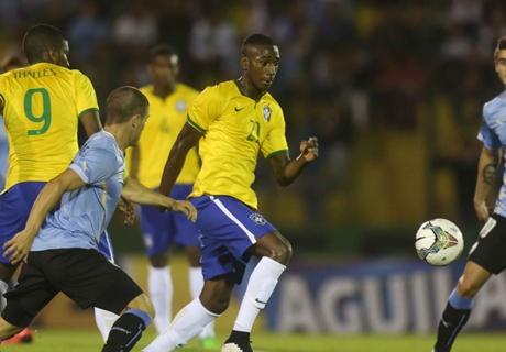 Sub-20: Brasil 0 x 0 Uruguai