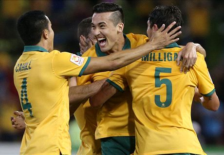 Match Report: Australia 2-0 UAE