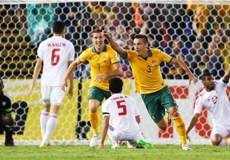 Coppa d'Asia, l'Australia in finale
