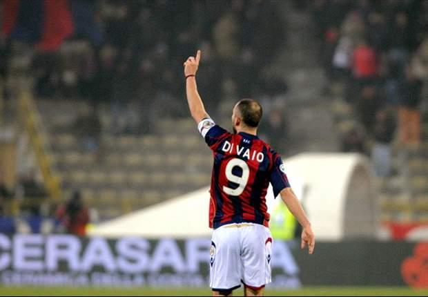 Roma 2-2 Bologna: Super Di Vaio Stuns Lupi