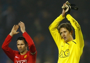 On January 27, 2009 | Edwin van der Sar goes 11 matches and 1,032 minutes without conceding a goal, beating the record of 10 matches and 1,025 minutes set by Chelsea's Petr Cech in the 2004–05 season, as Manchester United win 5-0 against West Brom.