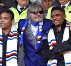 Eto'o completes Sampdoria move