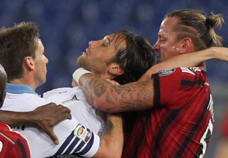 Milan est en crise