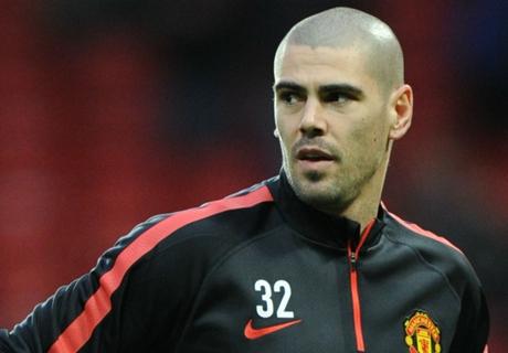 Valdés inspira a los jóvenes del Man U