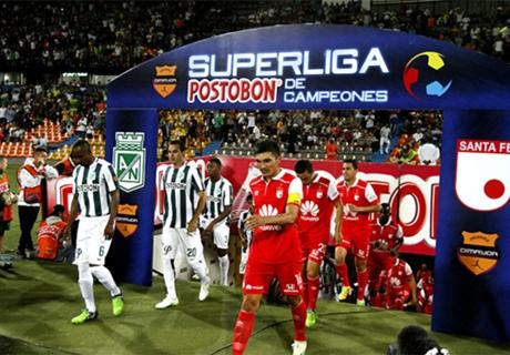 Santa Fe bicampeón de la Superliga