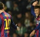 EdT PD: Neymar und Messi glänzen