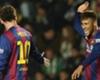 Barça, Neymar provoque Juanfran... en l'embrassant