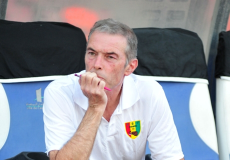 Afcon lots: Guinea progress