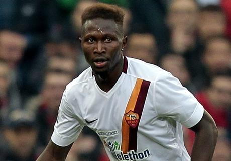 Roma contrata francês Yanga-Mbiwa