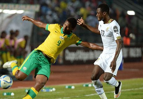 S. Africa 1-2 Ghana: Ghana gets through