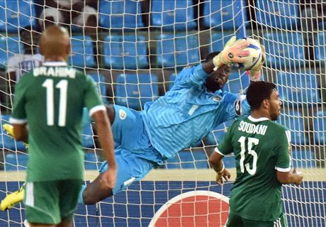 Match Report: Senegal 0-2 Algeria