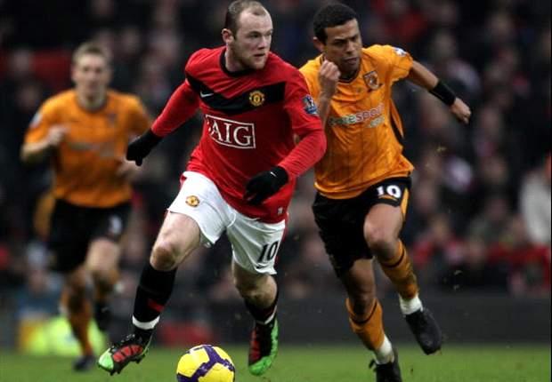Goal.com Speler van de week - Wayne Rooney (Manchester United)