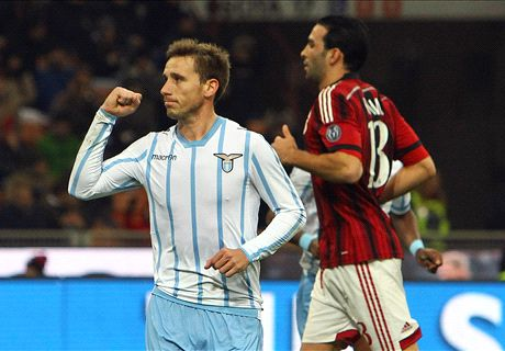 Match Report: AC Milan 0-1 Lazio