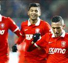 Ziyech gidst Twente naar halve finales