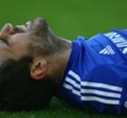 Chelsea, Fabregas sort sur blessure