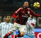 Pagelle Milan-Lazio: Pazzini sgomita