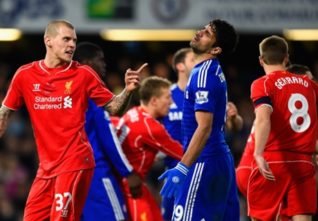 EXTRA TIME LIVE: Chelsea 1-0 Liverpool