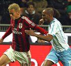 Milan scheitert auch im Pokal an Lazio