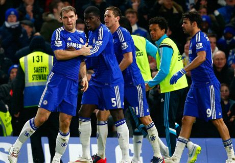 Chelsea 1-0 Liverpool: Wembley-bound