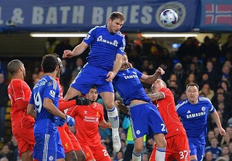 FT. Chelsea 1-0 Liverpool