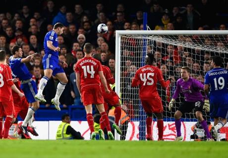 Résumé de match, Chelsea-Liverpool (1-0, a.p.)