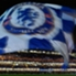The lights go out at Stamford Bridge as Chelsea prepare to take on Liverpool.