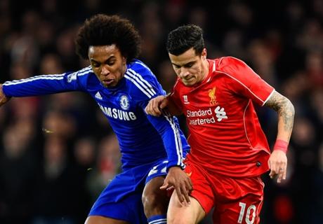RAPOR PEMAIN: Chelsea 1-0 Liverpool